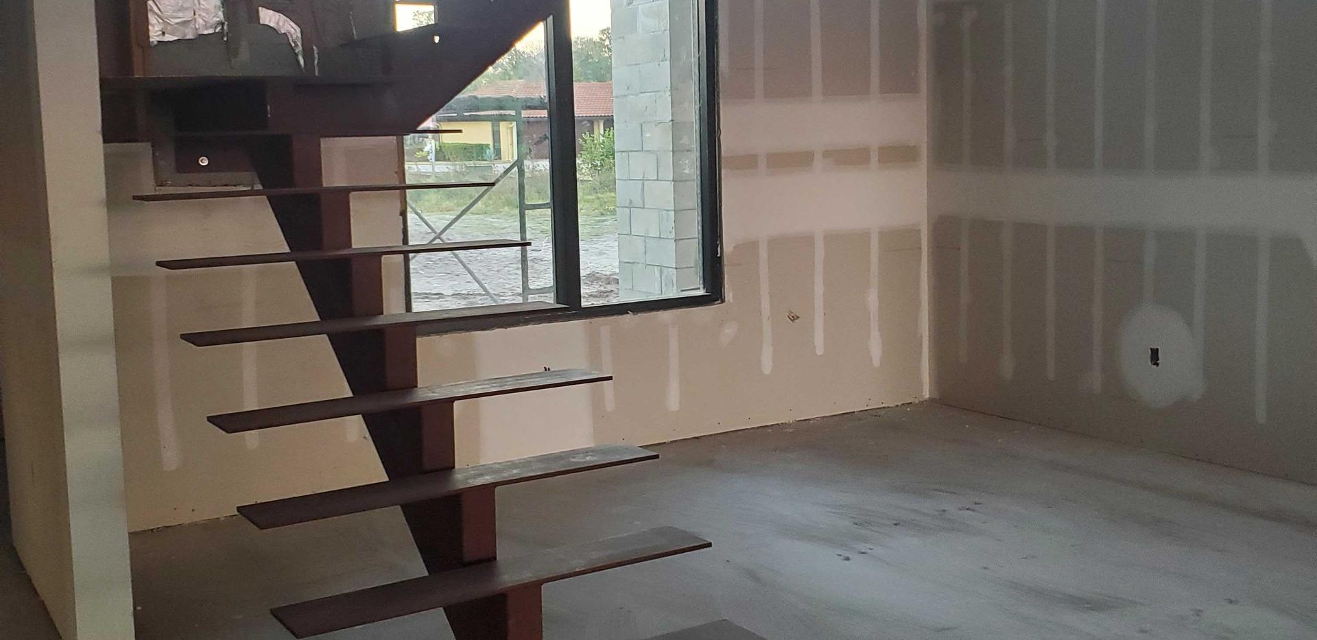 Valdara Floating Stairs