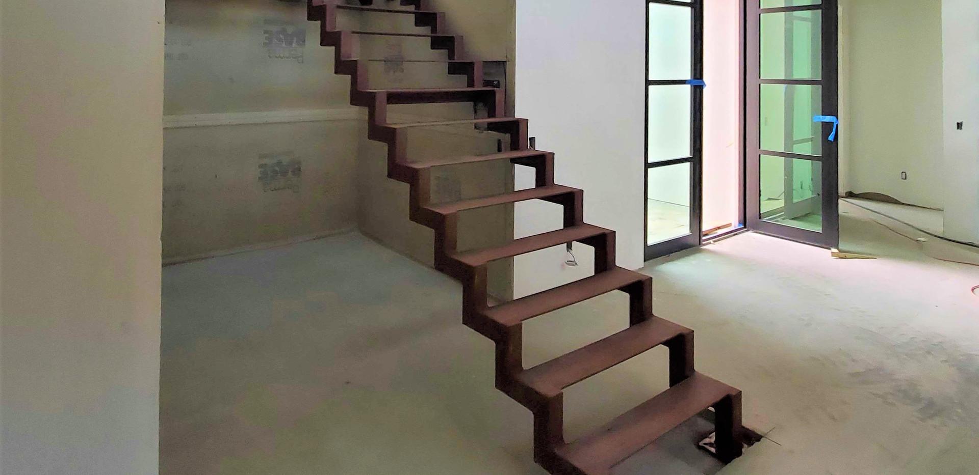 ISSA Stairs