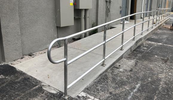 Bluereef FDOT Style Aluminum Rail