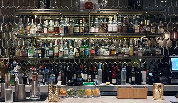 Kabooki Bar Shelf