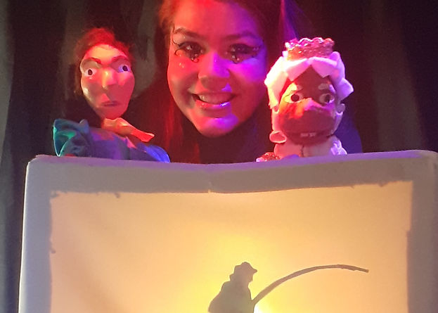 CAPA - Rosana Fernandes Produções Teatra