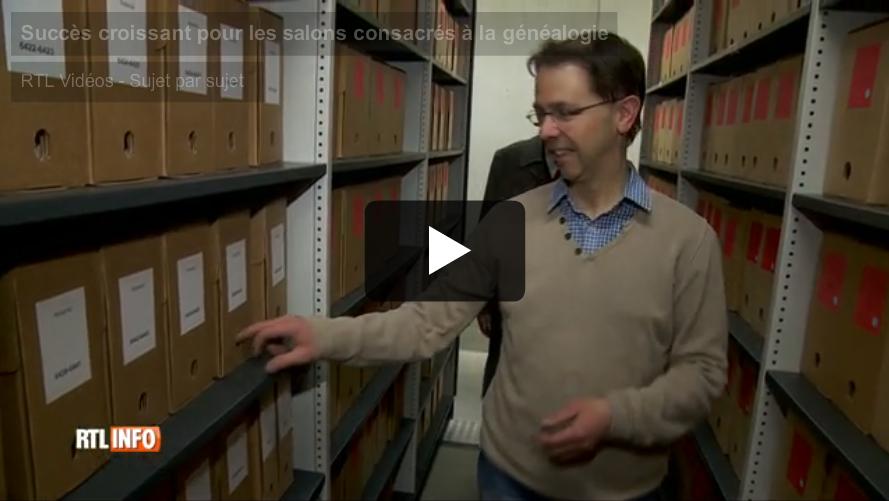 Archives de l'Etat à Mons