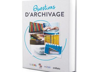 QUESTIONS D'ARCHIVAGE Nouvelle édition en format poche