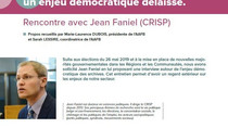 Rencontre avec Jean-Faniel (CRISP): la conservation des archives, un enjeu démocratique délaissé