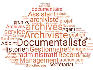 Focus : les offres d'emplois en 2020 et les profils de fonction en gestion et préservation de l'info