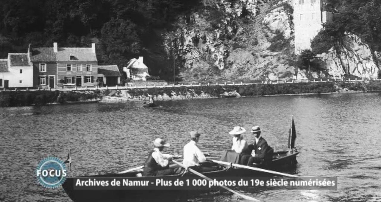 Namur et la numérisation