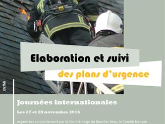 Prévoir l'imprévisible... à Mons. Elaboration et suivi des plans d'urgence.