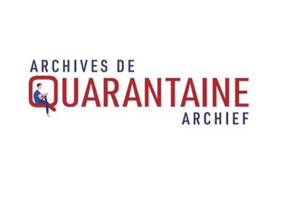 Archives de Quarantaine Archief (#AQA): Dossier COVID-19