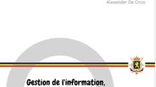 """Notre analyse du """"Rapport des Formateurs"""" au Roi et de la Déclaration du Gouvernement fédéral"""