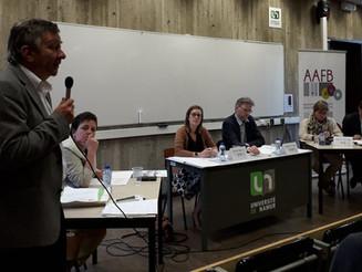 Mémorandum 2019 : retour sur le dernier débat à Namur