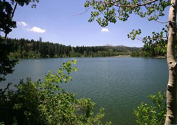 Payson Lakes in Utah