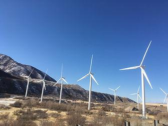Spanish Fork Windmills