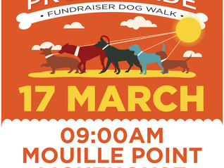 Paws on the Promenade - Dog Walk Fundraiser