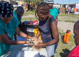 A day with the Mdzananda Mobile Clinics