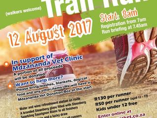 Steenberg Trail Run - 12 August