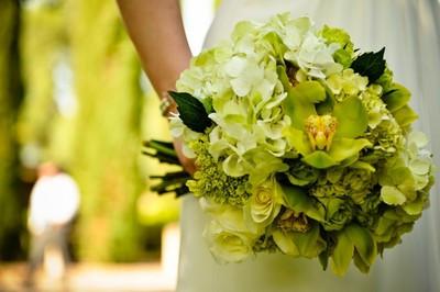Wedding floral, bridal bouquet