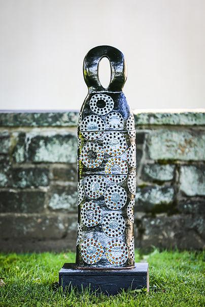 Beacon, Jenny Rangan, 1ftx4ft, Ceramic.J