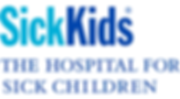 Sick kids logo - for contributions made by renascenst studios for 2018