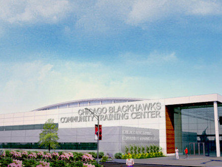 BLACKHAWKS TRAINING CENTER