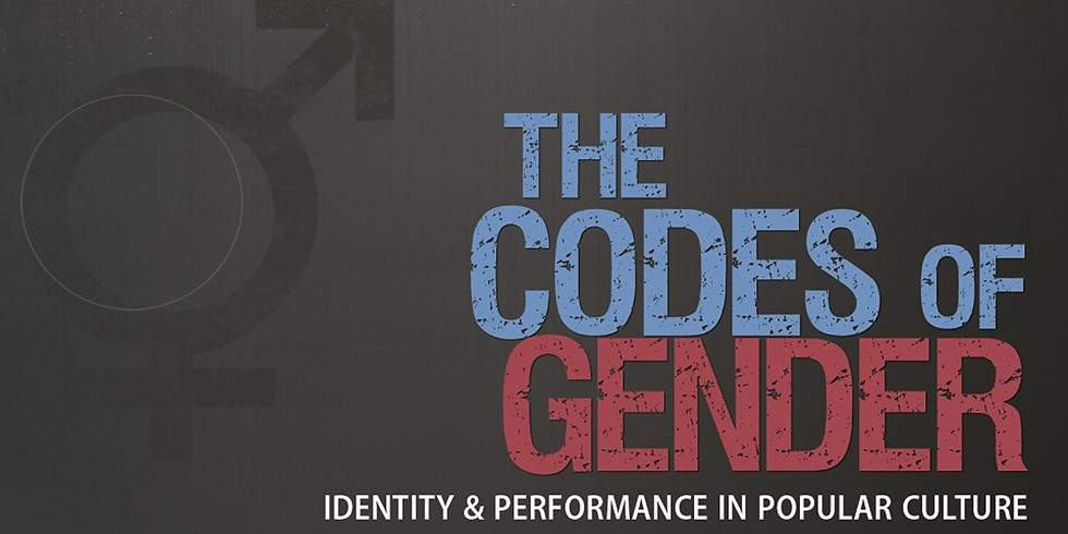 """Ally Toolkit: """"Codes of Gender"""" Documentary Screening/Discussion"""