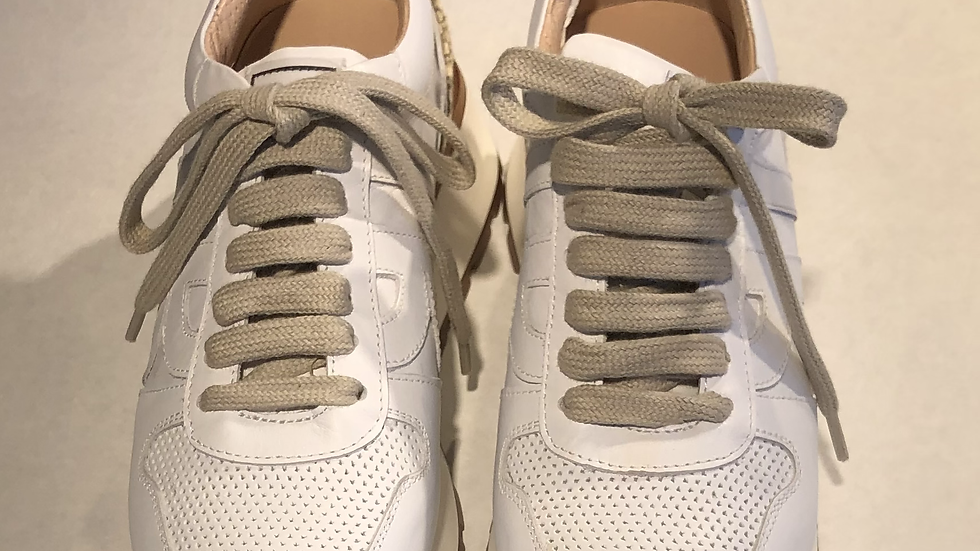 LAURA BELLARIVA Sneakers vitello