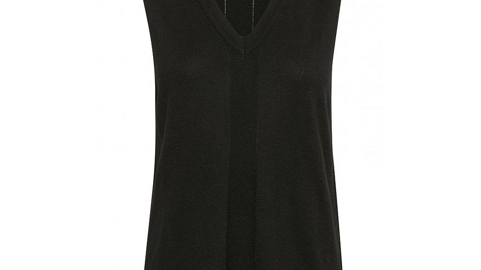 CULTURE Annemarie drop vest