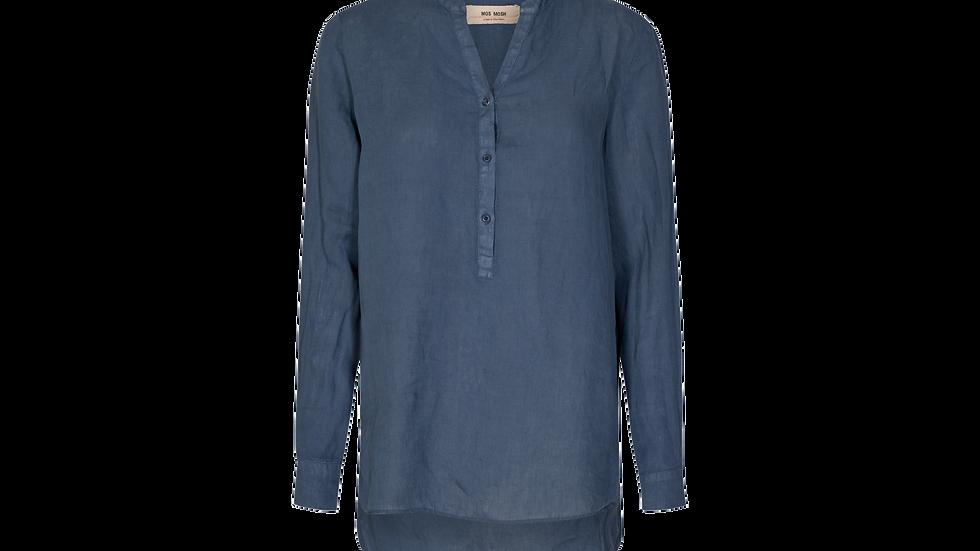 MOS MOSH Danna linen blouse