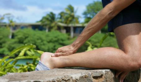My Achilles heel is, well….my Achilles heel! Here are 5 tips to help