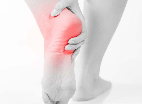 What is plantar fasciitis . . .