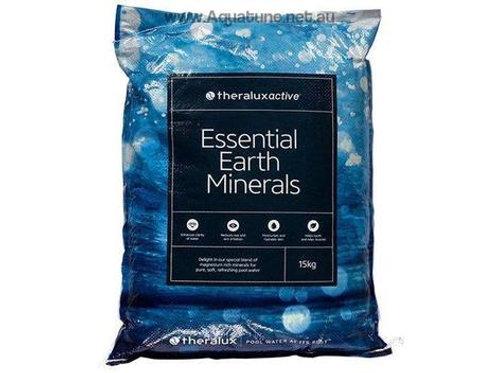 Theralux 100% Earth Minerals (Enhanced Mineral Additive) 15KG