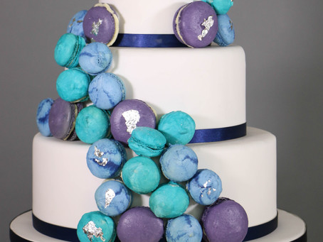 DIY wedding cake: Marvellous Macarons