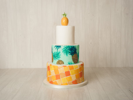 Styled Shoot: Tropical pineapples
