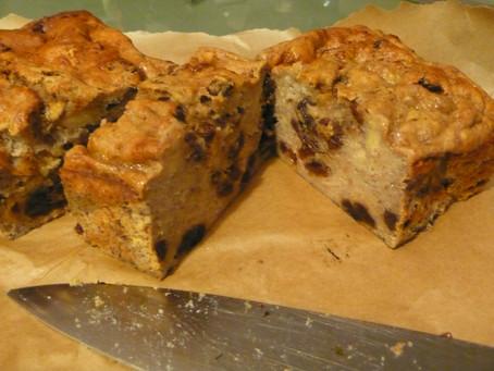 Recipe: Healthier banana cake