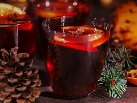 Recipe: Jo's famous mulled wine