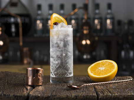 Drink: Cocktail recipe for June