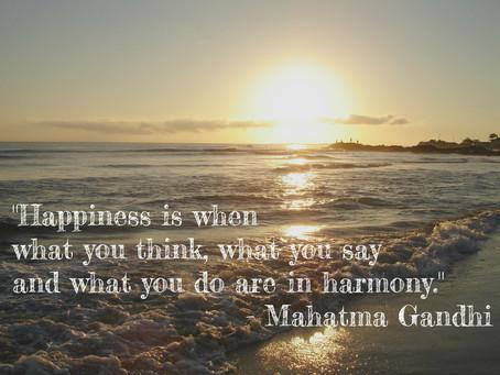 Breathe: The wise Mahatma Gandhi