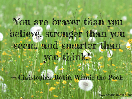 Breathe: Christopher Robin is smarter than you think