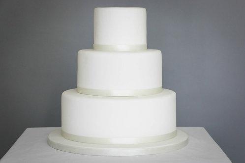 Decorate It Yourself Wedding cake
