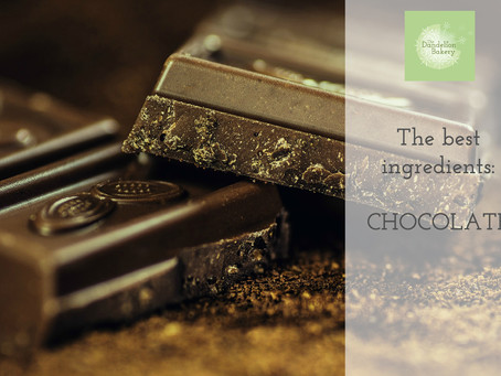 The best ingredients: Chocolate