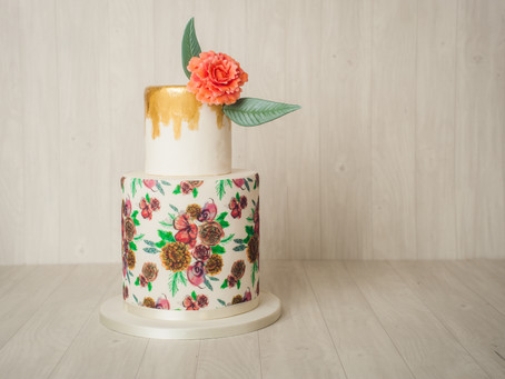 Styled shoot: Tropical Peonies