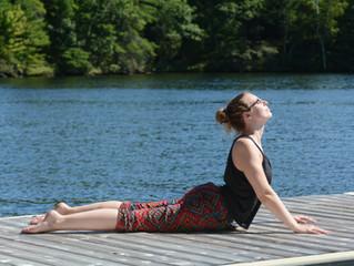 My Yoga Journey - Lindsay Kuipers