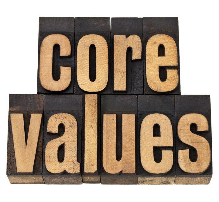5 Core Values