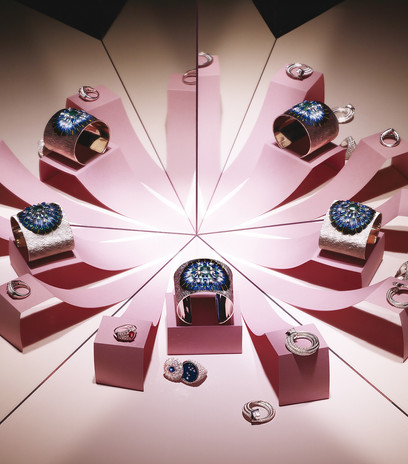Piaget, Louis Vuitton