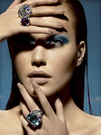 Piaget, Chaumet, Dior Joaillerie