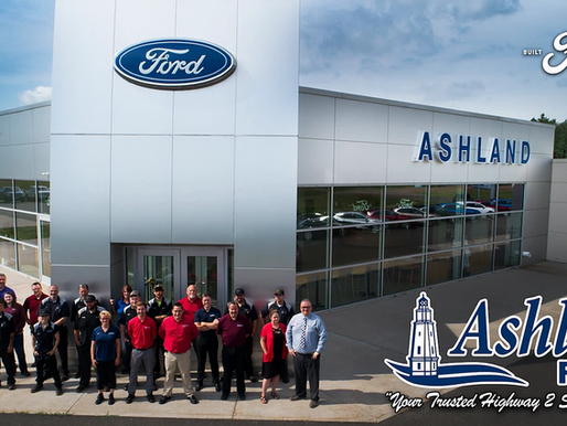 Ashland Ford Chrysler Partners with The Carbon Offset Company