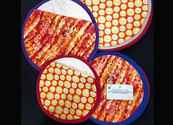 Microwave Tortilla Warmer/Sac à tortilla pour micro-onde