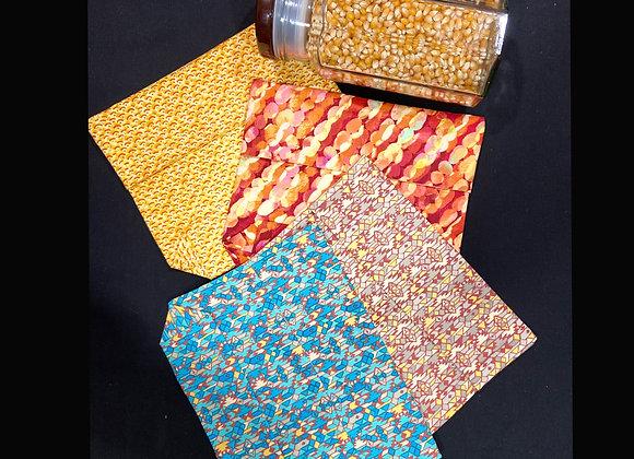 Popcorn Microwave Bag/Sac à popcorn pour micro-onde