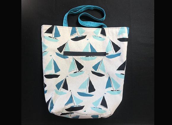 Sailboat Bag/Sac voilier