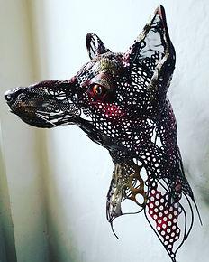 Fox head £950