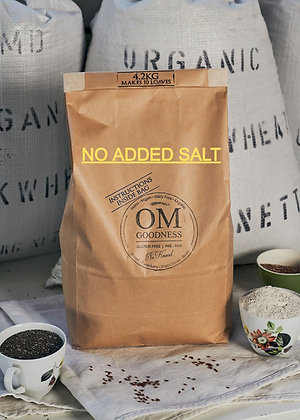 10 Loaf Pre-Mix Bag - NO SALT